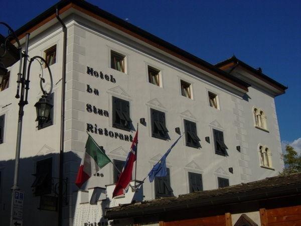 Foto estiva di presentazione La Stüa - Hotel 4 stelle