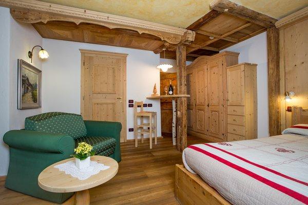 Foto della camera Hotel La Stüa