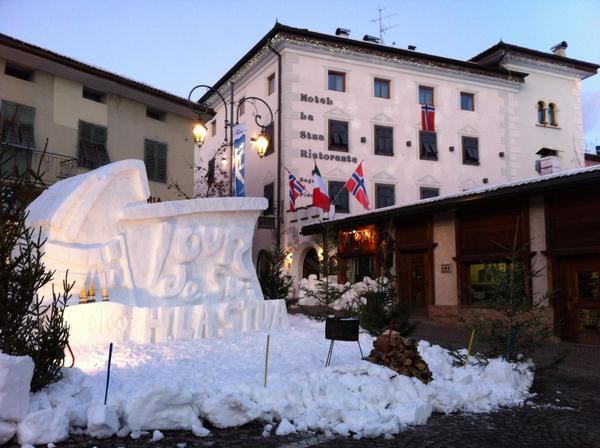 Foto invernale di presentazione La Stüa - Hotel 4 stelle