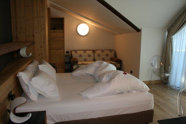 Foto della camera Hotel Orso Grigio