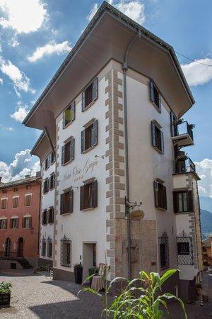 Foto estiva di presentazione Hotel Orso Grigio