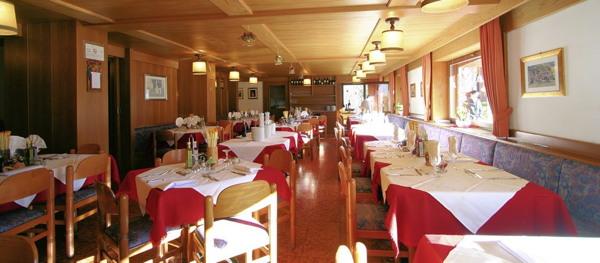 Il ristorante Cavalese Panorama