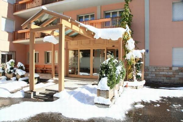 Foto invernale di presentazione Parkhotel Sacro Cuore - Hotel 3 stelle