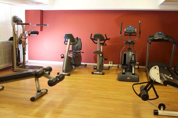 Foto della zona fitness Hotel Parkhotel Sacro Cuore