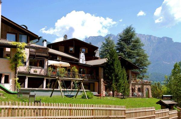 Foto estiva di presentazione Parkhotel Villa Trunka Lunka