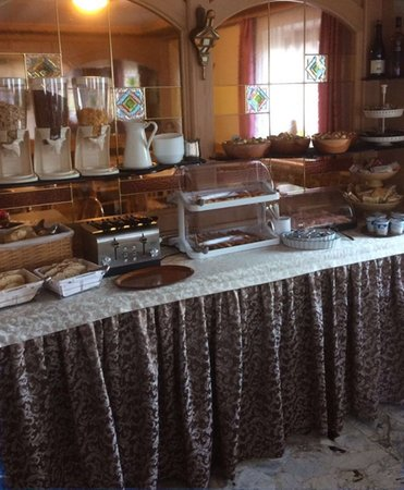 The breakfast Dolomiti - Hotel 1 star