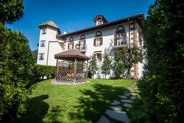 Foto estiva di presentazione Laurino - Garni-Hotel 4 stelle