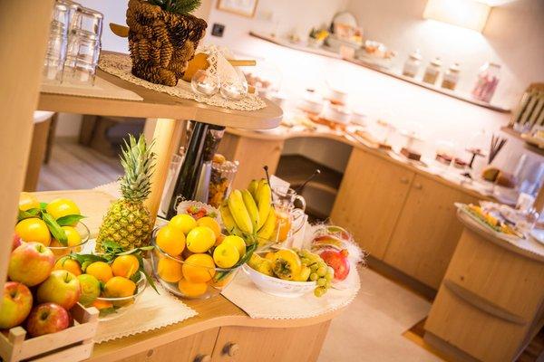 La colazione Laurino - Garni-Hotel 4 stelle