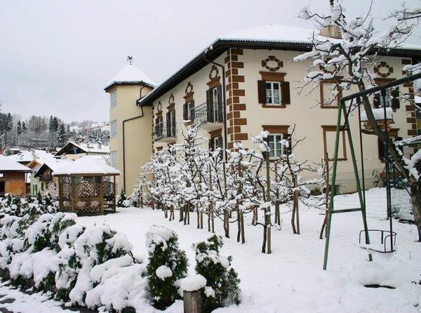 Foto invernale di presentazione Laurino - Garni-Hotel 4 stelle