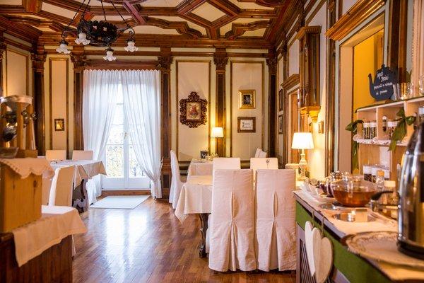 Il ristorante Cavalese Laurino
