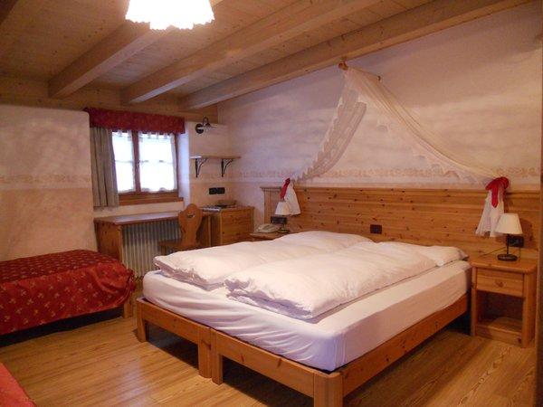 Foto della camera Garni-Hotel Salvanel