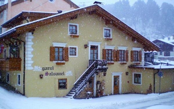 Winter presentation photo B&B (Garni)-Hotel Salvanel