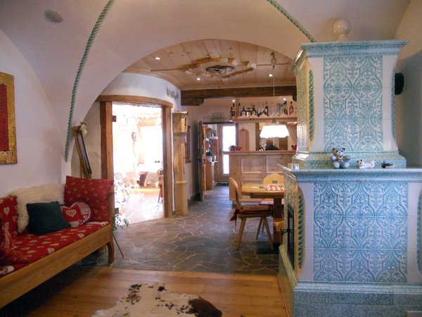 The common areas B&B (Garni)-Hotel Salvanel