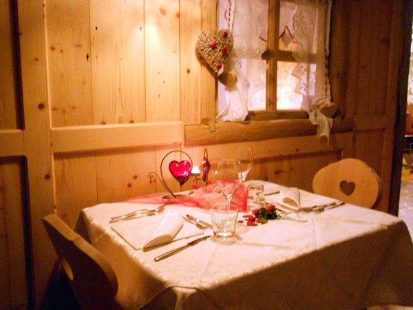 The restaurant Cavalese Salvanel