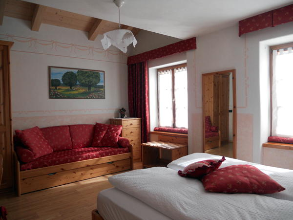 Photo of the room B&B (Garni)-Hotel Salvanel