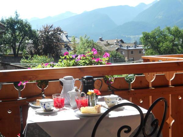 Photo of the balcony Salvanel