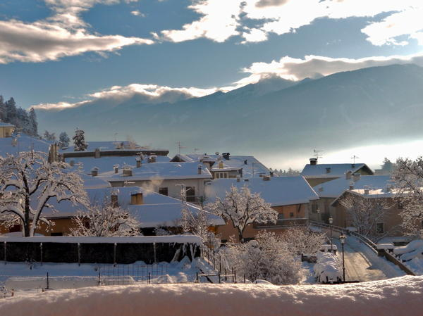 Panoramic view Cavalese
