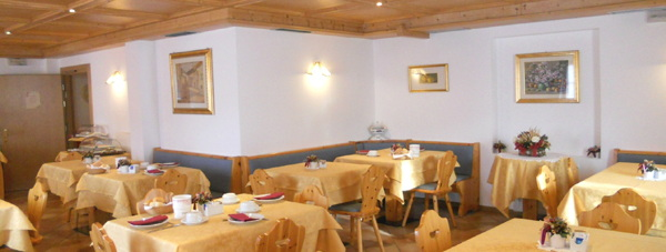 The breakfast B&B (Garni) Manuela