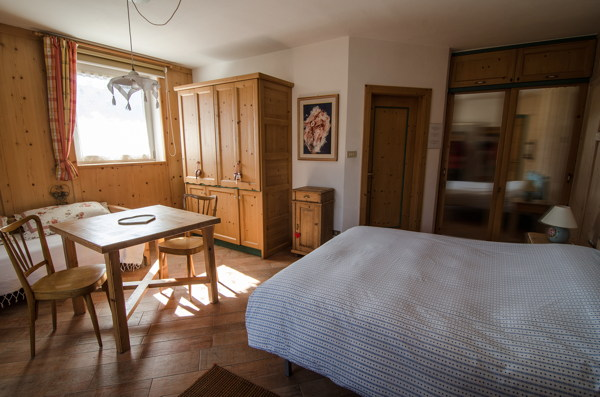 Foto della camera Bed & Breakfast Il Nido