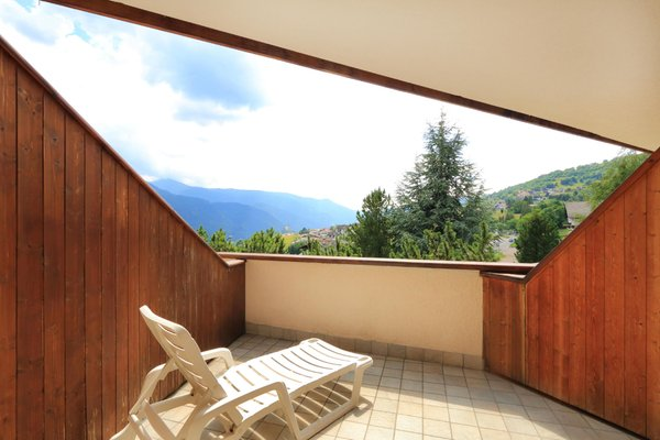 Photo of the balcony Bellacosta Parkhotel