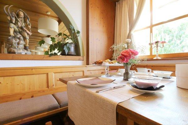 The breakfast Bellacosta Parkhotel - Hotel 4 stars