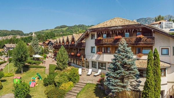 Foto estiva di presentazione Bellacosta Parkhotel