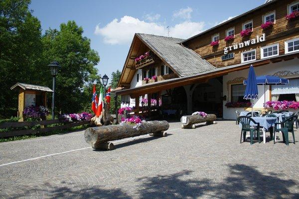 Foto estiva di presentazione Hotel Grünwald