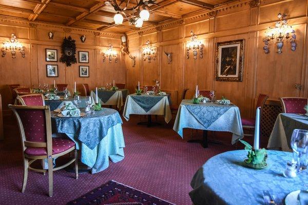 Das Restaurant Cavalese Grünwald