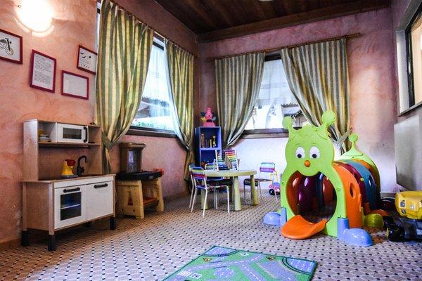 Das Kinderspielzimmer Hotel Grünwald