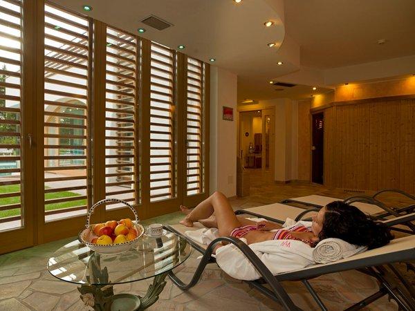 Photo of the wellness area Hotel Castelir Suite Hotel