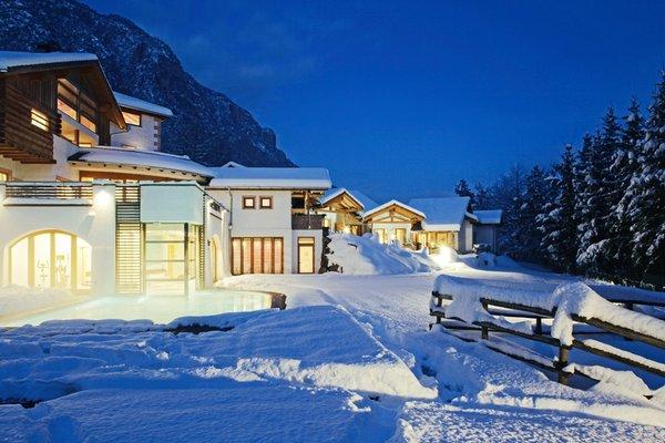 Photo exteriors in winter Castelir Suite Hotel