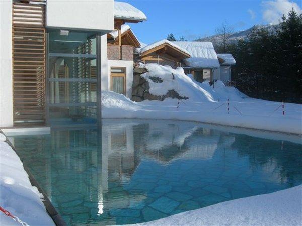 Swimming pool Hotel Castelir Suite Hotel