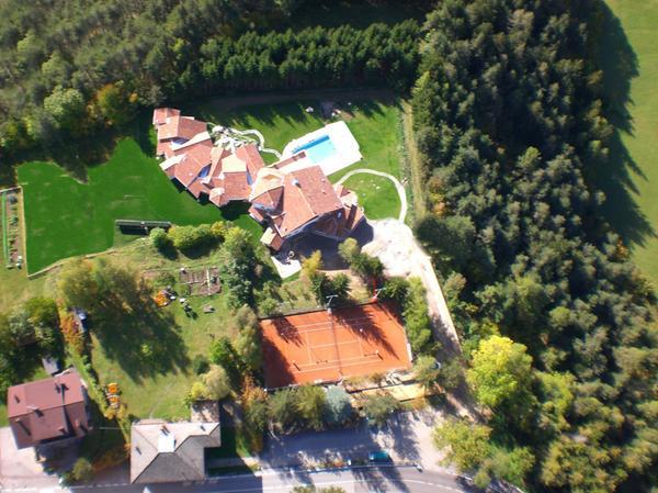 Position Hotel Castelir Suite Hotel Panchià