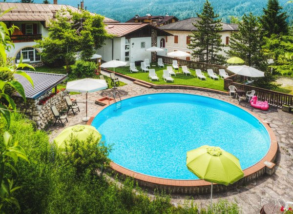 Summer presentation photo Hotel Rio Bianco