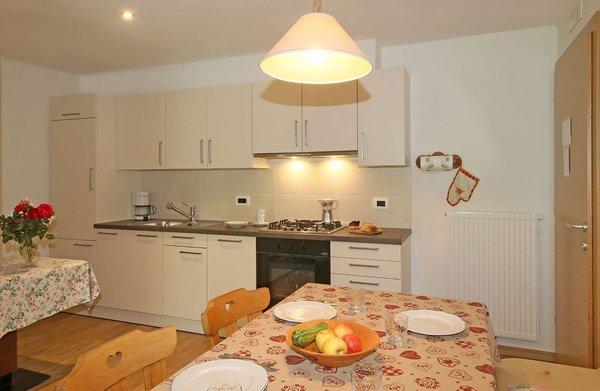 Foto della cucina Bosc da Plan