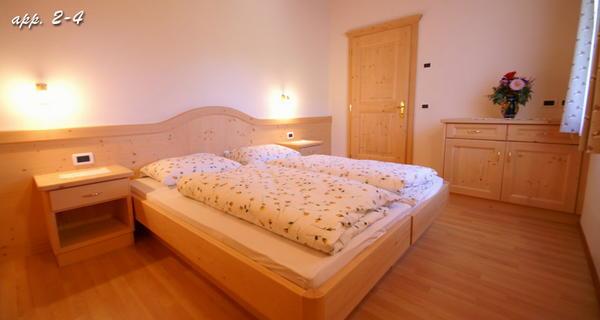 Foto della camera Appartamenti Maso Silvestro