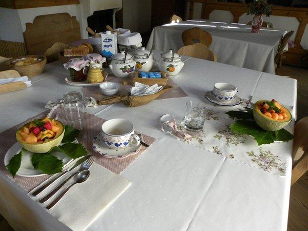 La colazione La casa delle bambole - Bed & Breakfast