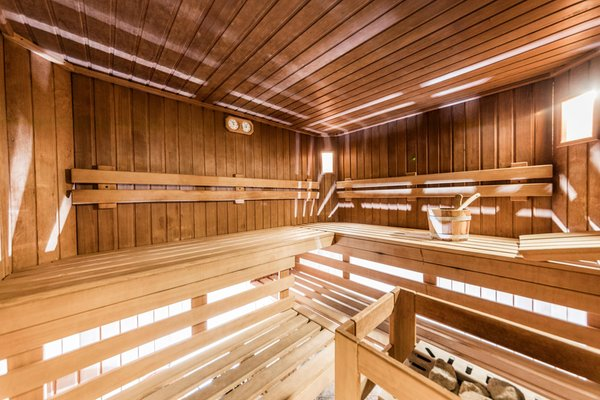 Foto della sauna Predazzo