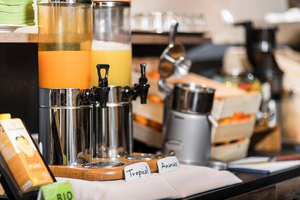 The breakfast Ancora - Hotel 4 stars