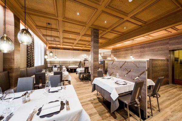 Il ristorante Predazzo Ancora