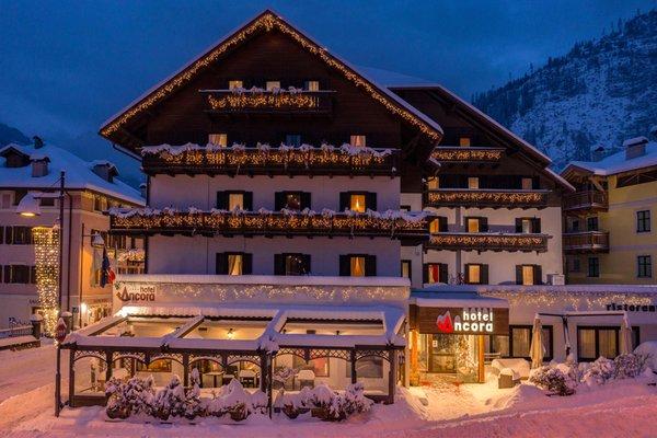 Foto invernale di presentazione Hotel Ancora
