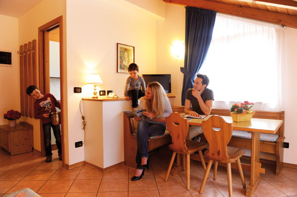 Photo of the apartment Kristall