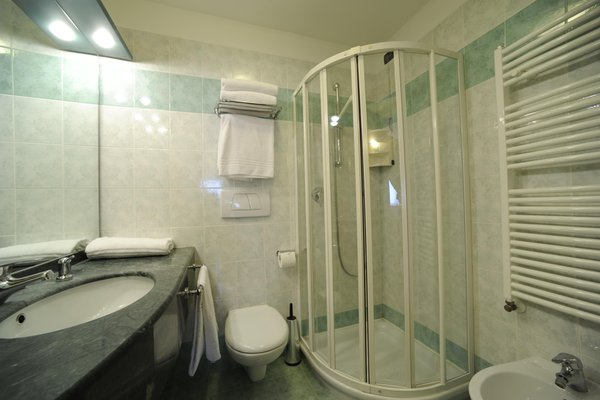 Photo of the bathroom Residence Kristall