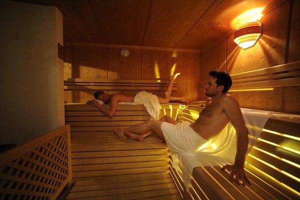 Foto der Sauna Predazzo