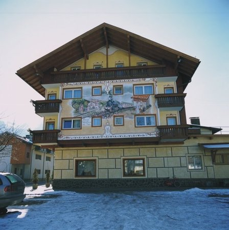 Foto esterno in inverno Bellaria