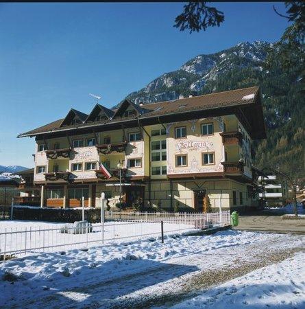 Foto invernale di presentazione Bellaria - Hotel 3 stelle sup.