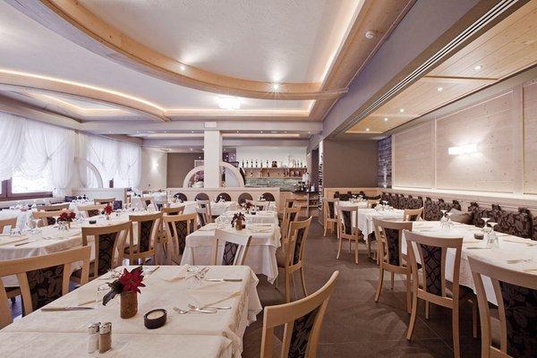 The restaurant Predazzo Liz