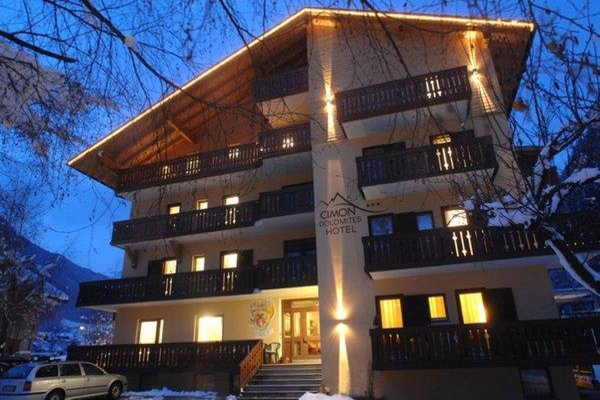 Winter presentation photo Hotel Cimon Dolomites