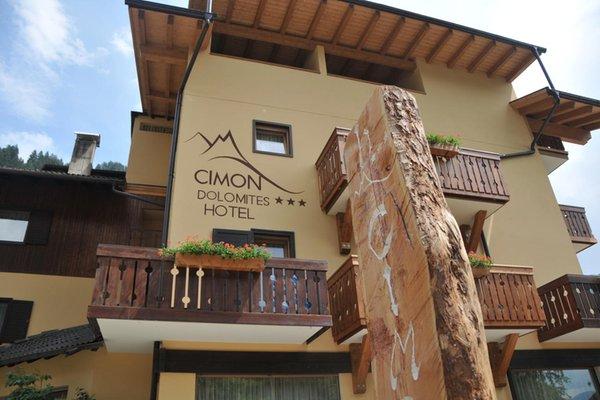 Summer presentation photo Hotel Cimon Dolomites