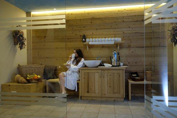 Photo of the sauna Predazzo